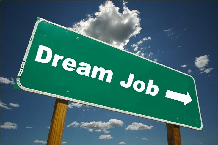 How to get your dream job (Cheranne Hack's interview with me.)