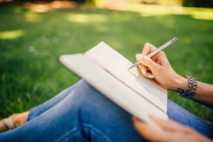 15 minutes writing per day can change your life!