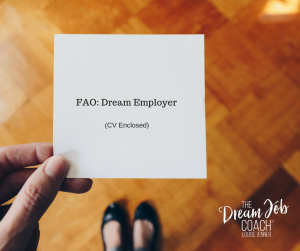 Give A Paper Version of Your CV To Your Dream Employer.