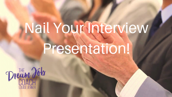 How To Nail Your Interview Presentation